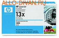 HP Q2613X (13X), black