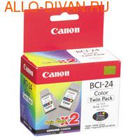 Canon BCI-24 color двойная упаковка