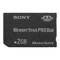 Sony Memory Stick Pro Duo 2 Gb, MSX-M2GSX