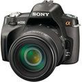 Sony Alpha DSLR-A230L Kit 18-55