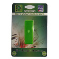 Card reader SY M2 (microMS), green