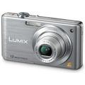 Panasonic Lumix DMC-FS15EE-S, Silver