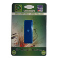 Card reader SY M2 (microMS), blue