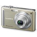 Panasonic Lumix DMC-FS25EE-N, золотистый