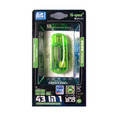 Card reader SY-630, green