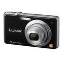 Panasonic Lumix DMC-FS11EE-K, Black