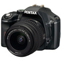 Pentax K-x Kit 18-55, Black