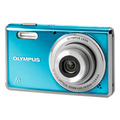 Olympus FE-4000, Arctic Blue