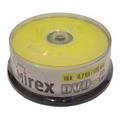 Mirex DVD-R, 4.7Gb, 16x, 25шт Cake Box