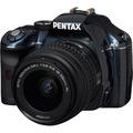 Pentax K-x Kit 18-55, Navy Blue