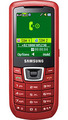 Samsung GT-C3212 Duos, Red