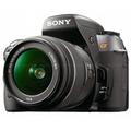 Sony Alpha DSLR-A550 Kit 18-55
