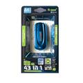 Card reader SY-630, blue
