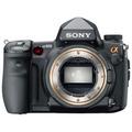 Sony Alpha DSLR-A850, body